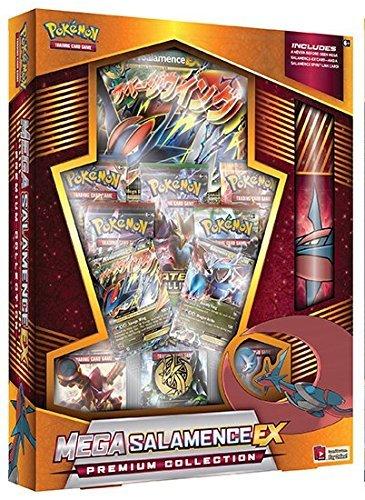 Pokemon Mega Salamence-EX - Premium Collection
