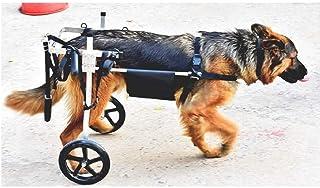 Ruedas Silla de ruedas para perros - Para perros medianos de 15 a 60 kg -