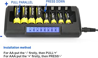aaa battery charger price