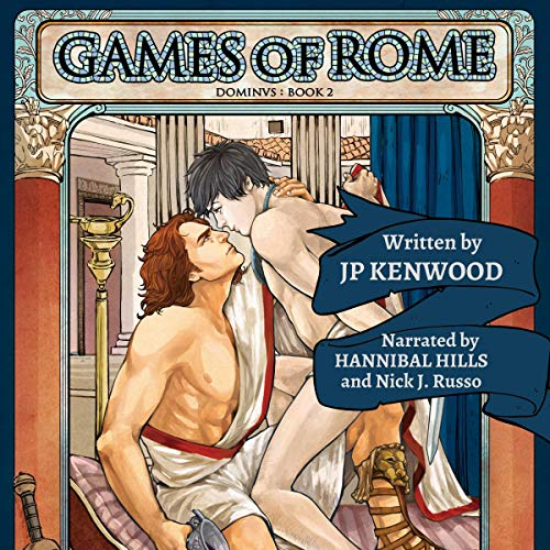Games of Rome cover art