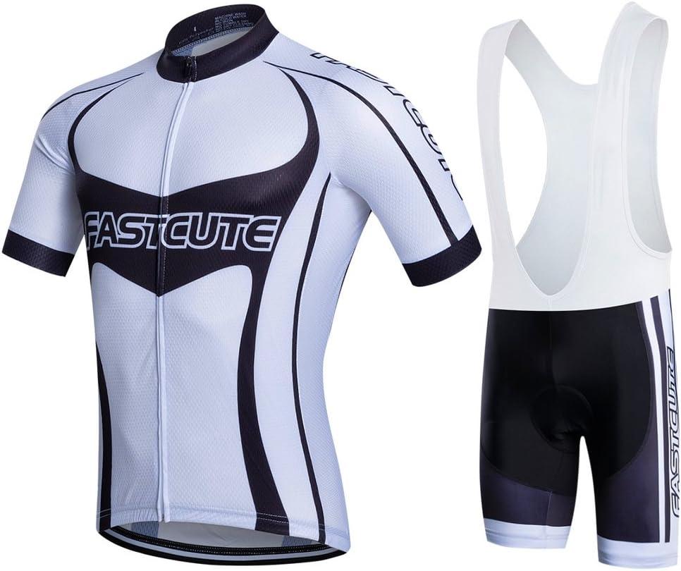 誕生日/お祝い FASTCURE Pro Team Men's Short Sleeve 3D Jersey Cycling 即納最大半額 Padde and
