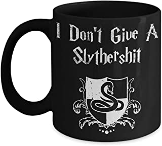 Jyotis - I Don't Give A SlytherShit - Best Birthday Gifts For Dad Mom Son Wife Husband Unique Fathers Day Gift For Dad, Wife - Cool Present For a New