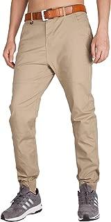Pantalón para Hombre Chino Casual Jogging Algodón Slim Fit 11 Colores