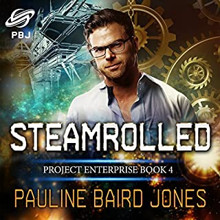 Steamrolled audiobook cover art