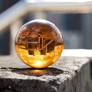large amber stone