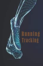 Running Tracking: 365 days Running Log Journal With Yearly Running Track Your Running Goal Distance Time HR Walk Type smart health wellness running