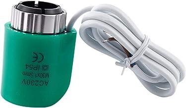Fltaheroo 220 V 2VA Normaal Open Vloer Verwarming Elektrische Actuators Water Separator Temperatuur Regelklep voor Thermos...