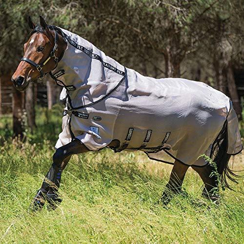 Horseware Fliegendecke Rambo Fly Buster 140cm