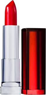 Batom Color Sensational Matte 309 Perigo A Frente, Maybelline, Vermelho
