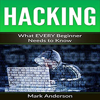 Hacking cover art