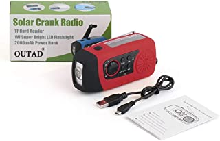 Portable Outdoor New Multi-Functional Rechargeable MP3 Audio Music Player FM Radio Flashlight Loudspeaker