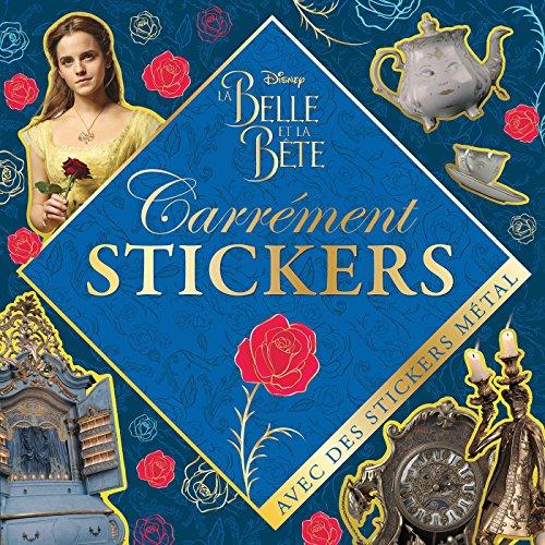 LA BELLE & LA BÊTE - LE FILM - Carrément - Stickers