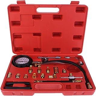 HELYZQ Medidor de Pressão de Combustível Ferramentas de Diagnóstico Automático para Testador de Bomba de Injeção de Combus...