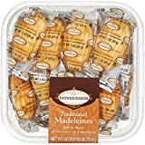 Donsuemor Traditional French Madeleines 28 Individually Wrapped - Total 28 Oz