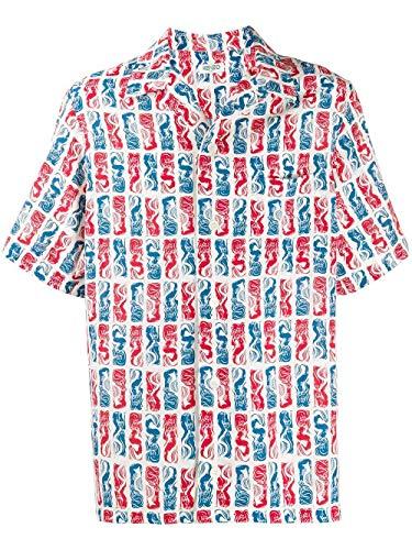 Kenzo Fashion Mens FA55CH5291LK02 Multi kleuren Shirt |
