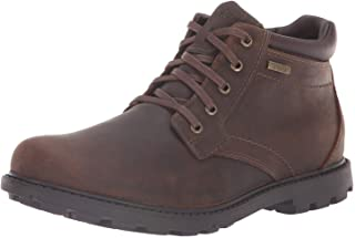 حذاء Rockport رجالي Rugged Bucks مقاوم للماء