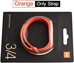 U Known for mi Band 4 Strap Silicone Wristband Bracelet Band 4 for mi band4 for miband4 Pink Wrist Straps Xiofor mi for mi Band 4