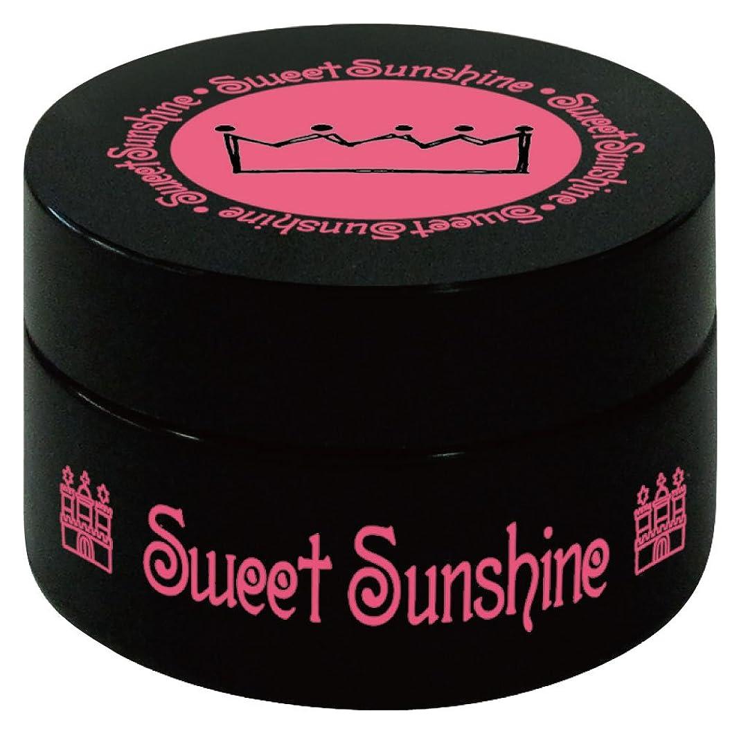 フォーマット食事自殺最速硬化LED対応 Sweet Sunshine スィート サンシャイン カラージェル SC-45 4g パステルピンク