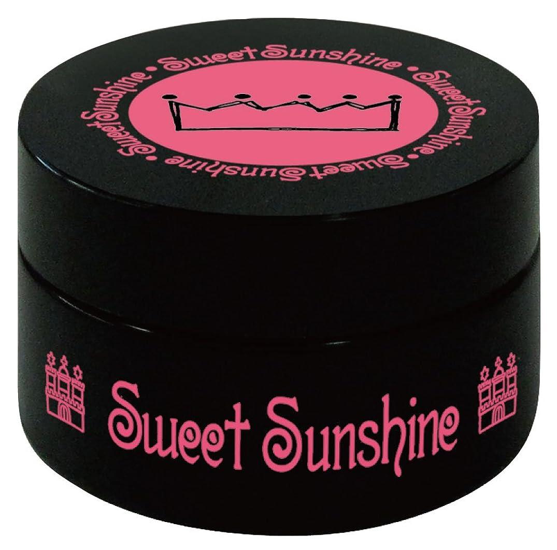 革命上革命的Sweet Sunshine カラージェル 4g HC-13 レジェンデールクリア マット UV/LED対応