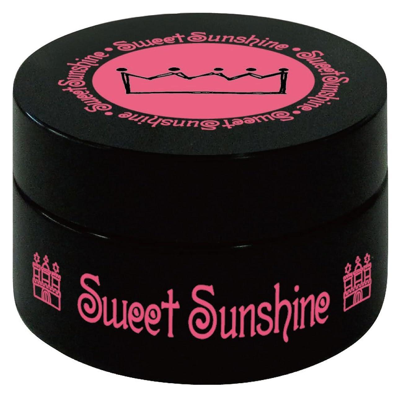 危険やむを得ないケイ素最速硬化LED対応 Sweet Sunshine スィート サンシャイン カラージェル SC-45 4g パステルピンク