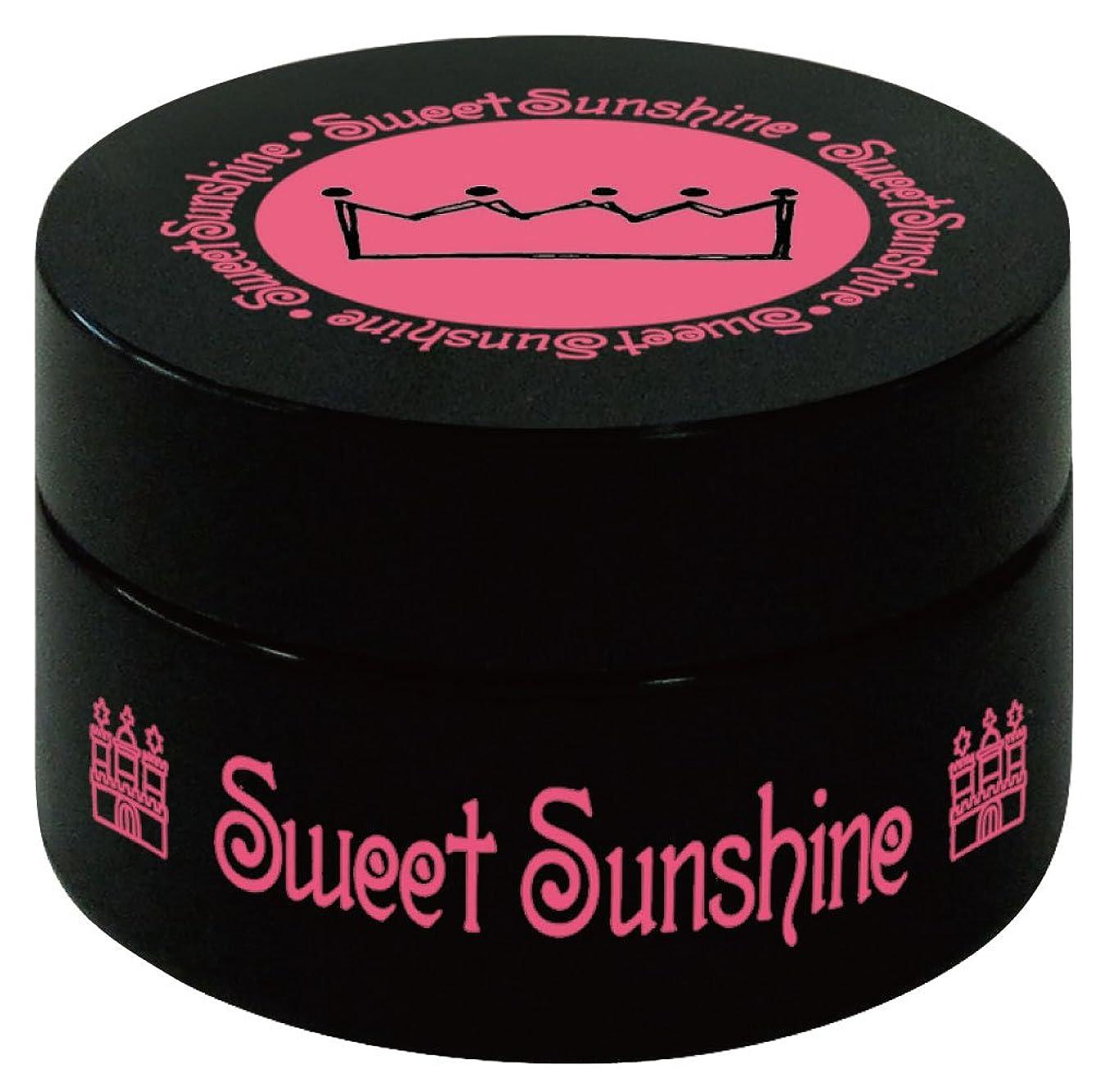 飲み込むパック横に最速硬化LED対応 Sweet Sunshine スィート サンシャイン カラージェル SC-136 4g アクアマリン
