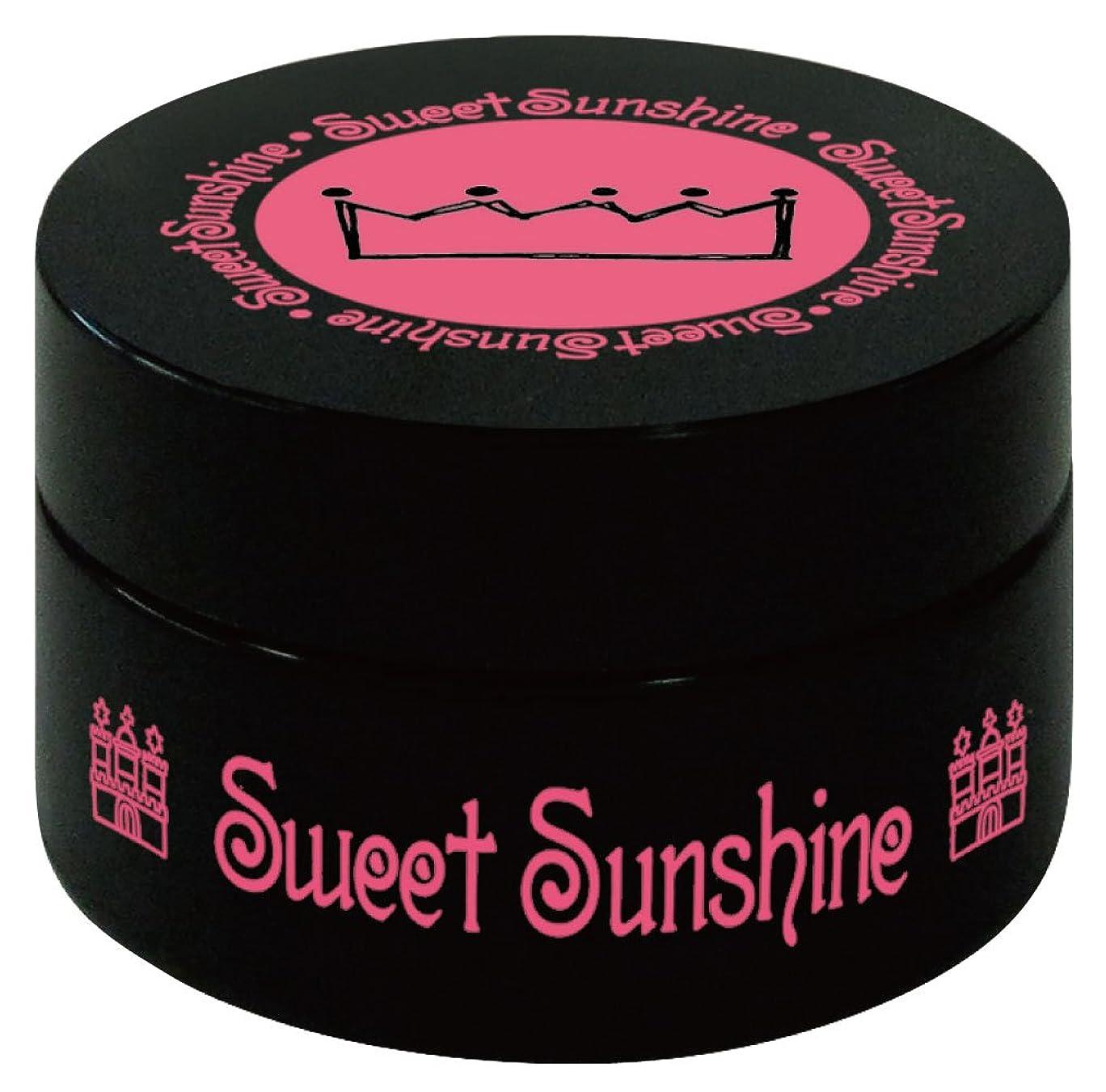 混合した収まる回答Sweet Sunshine カラージェル 4g JF-2 セレニティ マット UV/LED対応