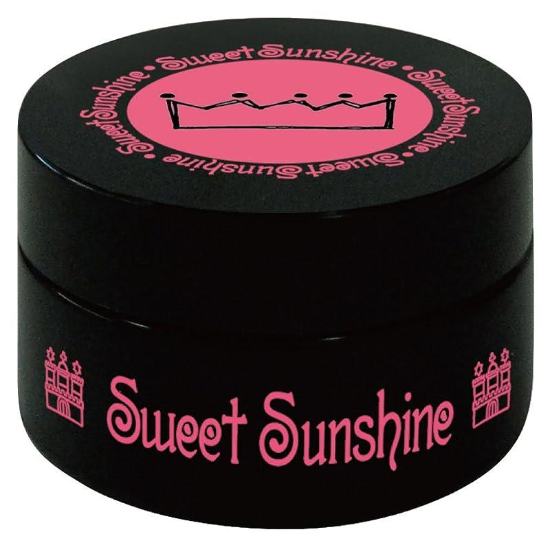 ステージ指紋六Sweet Sunshine カラージェル 4g HC- 6 レジェンデールチャコールブラウン グリッター UV/LED対応