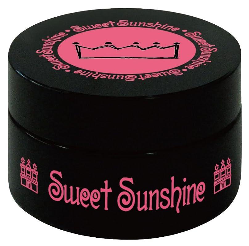 脇に引き付ける愛されし者最速硬化LED対応 Sweet Sunshine スィート サンシャイン カラージェル SC-49 4g チェリーピンク