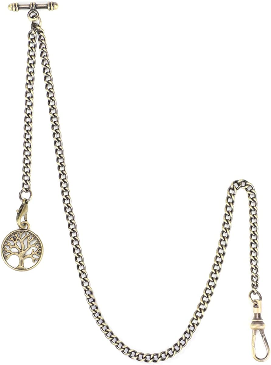 Discount mail order Pocket Watch Albert Vest Chain with Cash special price Lobster Clasps Bar ManC T