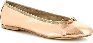 Love Moschino Scarpe Ballerina Donna JA11040 Nappa Cipria Pelle Rosa