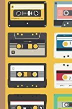 Mixed Tapes: Cassette Tape Journal Notebook for Fans of When You Had to Wait For the DJ to Stop Talking