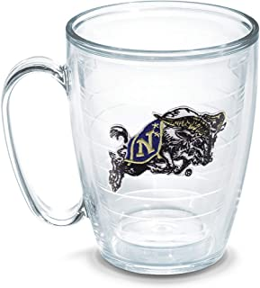 Tervis US Naval Academy Emblem Individual Mug, 16 oz, Clear - 1058086