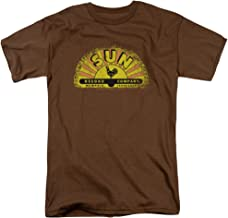Sun Records Sun Vintage Logo Adult T-Shirt