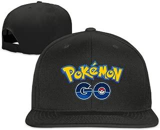 Pokemon Go Games Logo Baseball Snapback Caps