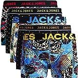 JACK & JONES Herren 5er Pack Boxershorts Mix Unterwäsche Mehrpack,5er Pack Bunt 7 Ohne...