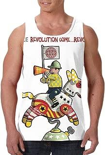 Men's Gov't Mule Revolution Come Premium Tank Tops Black