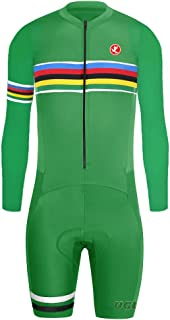 comprar comparacion Uglyfrog 2018-2019 Bike Wear De Manga Larga Maillot Ciclismo Monos Hombre Equipos Una Gran Cantidad De Colores Skinsuit wi...