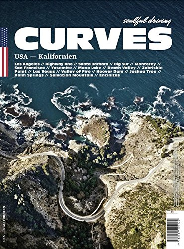CURVES USA – Kalifornien: Band 6 (Curves series)