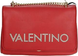 حقيبة يد من فالنتينو باللون الاحمر طراز VBS4L202-003