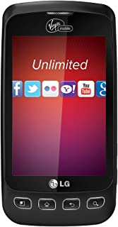 LG Optimus V Prepaid Android Phone (Virgin Mobile)