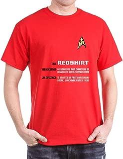Star Trek 'Job Description' Men's Cotton T-Shirt