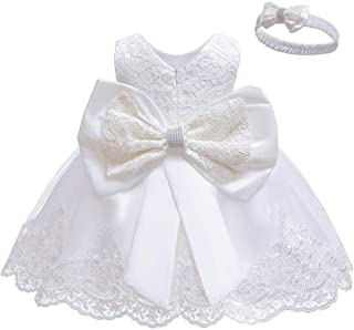 white dresses for babies