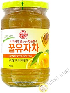 OTTOGI Honey Citron Tea, 500 gm