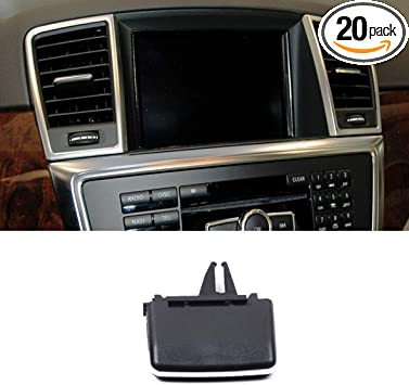 Dashboard Air Outlet Vent Cover Trim fit for Benz GLK X204 ML GL B Class 09-16