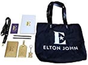 Elton John Farewell Yellow Brick Road Tour VIP Gift Bag/Swag Bag