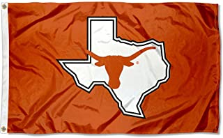 College Flags and Banners Co. Texas Longhorns State of Texas Flag