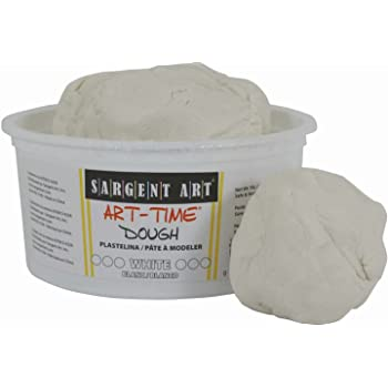 Sargent Art 85-3329 3-Pound Art-Time Dough Pink