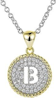 BIJOUX BOBBI [Luxury Packaging Alphabets Initial Wire Bracelets & Necklaces - Quality Guaranteed
