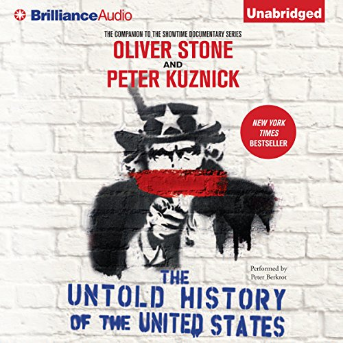 The Untold History of the United States cover art