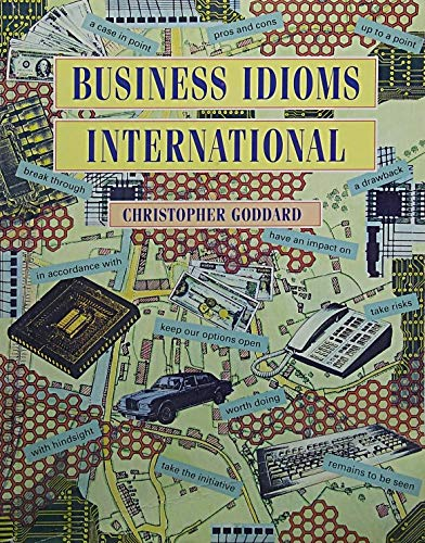 Business Idioms International (English Language Teaching)